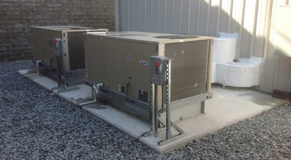 A/C System VELCO Essex Jct.