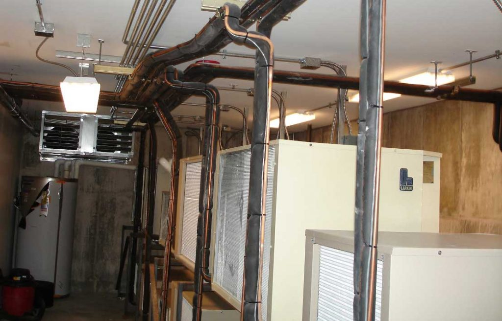 Refrigeration/Mechanical Room